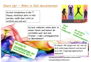 Start Up Plakat bild